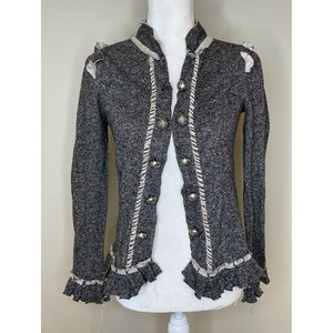 DAYTRIP Long Sleeve Open Front Cardigan Sweater M